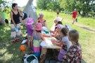 VII Межрегиональный Фестиваль Создателей Родовых Поместий «День Земли» в Звениговском районе на берегу реки Илеть